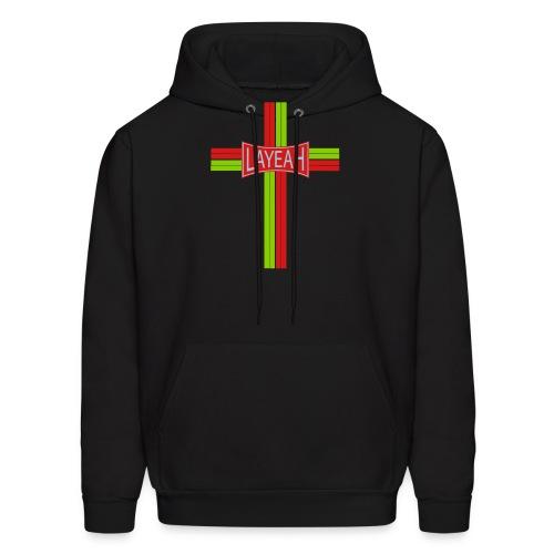 Portugy Cross Three - Men's Hoodie
