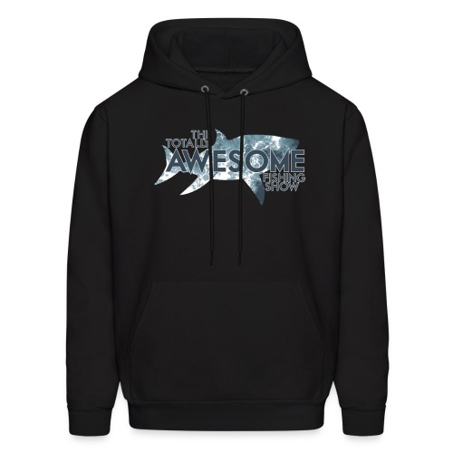 Totally Awesome Show Black White v3 - Men's Hoodie