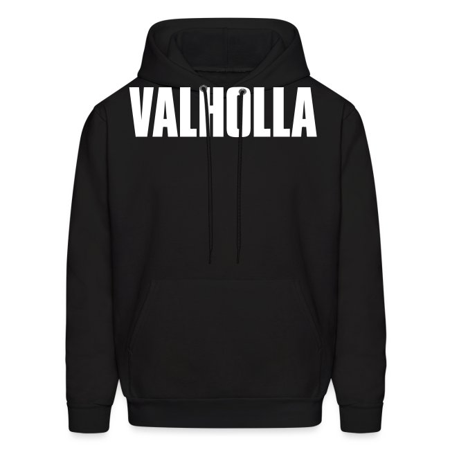 Men's Valholla Hooded Sweatshirt