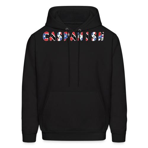 Caspanish 3-Flag Graphic - Men's Hoodie