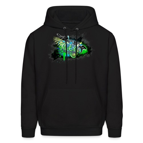 Gamer Meg TShirt Design png - Men's Hoodie