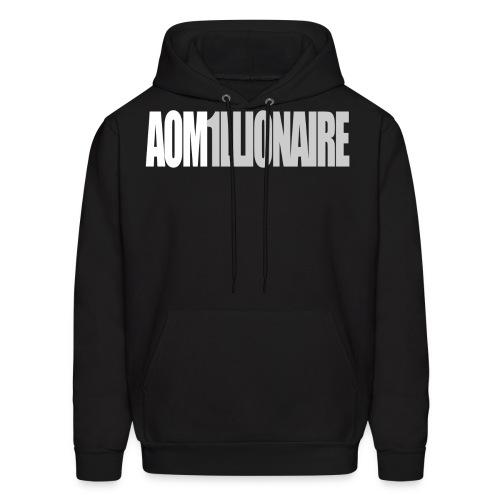 aom1illionairegrey - Men's Hoodie