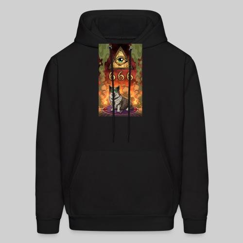 Satanic Corgi - Men's Hoodie