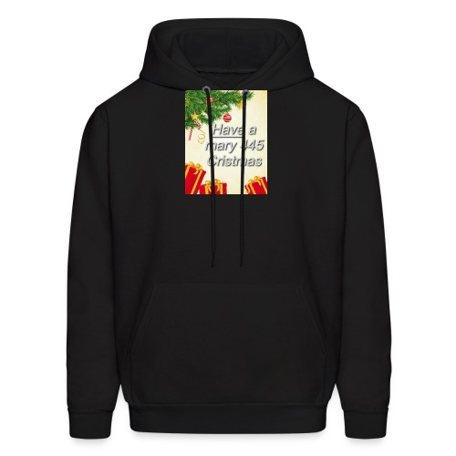Have a Mary 445 Christmas - Men's Hoodie