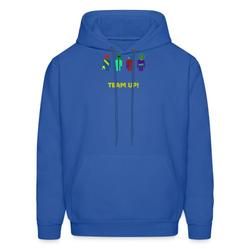 Spaceteam Team Up! - Men's Hoodie