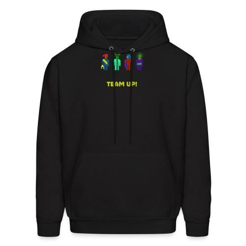 Spaceteam Team Up! - Men's Hoodie