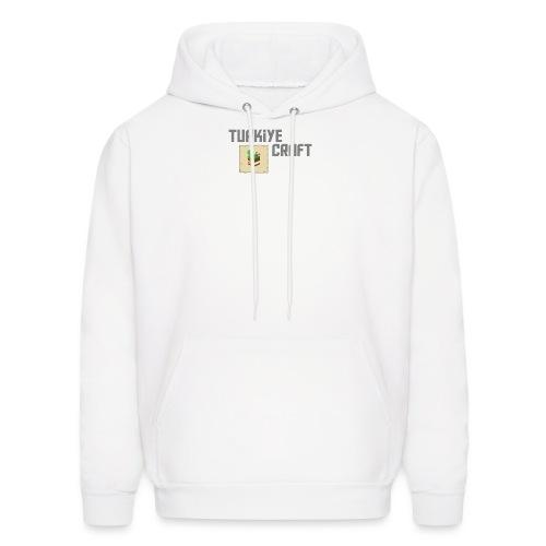 TurkiyeCraft Logo - Men's Hoodie