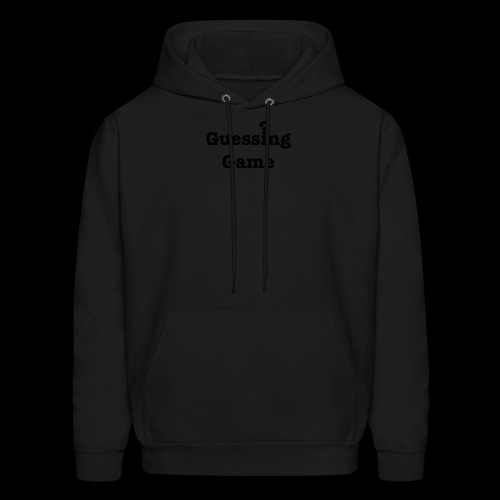 Question - Men's Hoodie