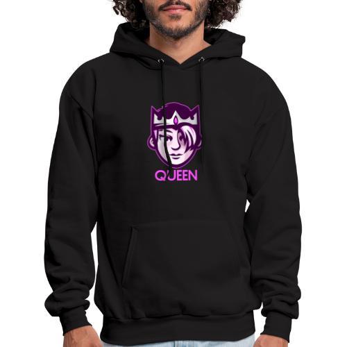 Cool Queen - Men's Hoodie