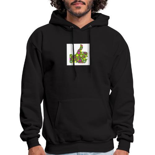 Greenflowerthumb - Men's Hoodie