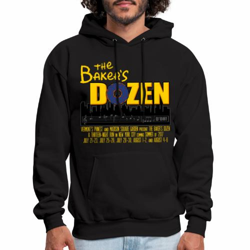 The Baker's D'OHzen 2 (da - Men's Hoodie