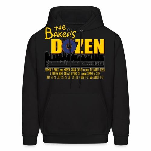 The Baker's D'OHzen 2 (da - Men's Hoodie