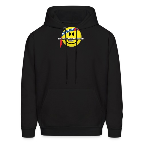 Happy Face USA - Men's Hoodie
