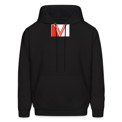LBV red drop - Men's Hoodie