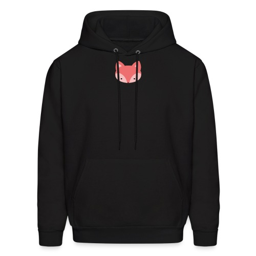 Fox Gift Logo - Men's Hoodie