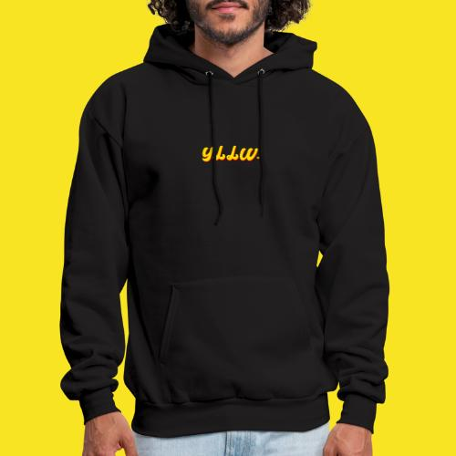 YLLW CLASSIC - Men's Hoodie
