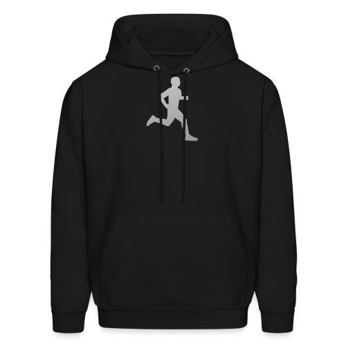 runner - Men's Hoodie