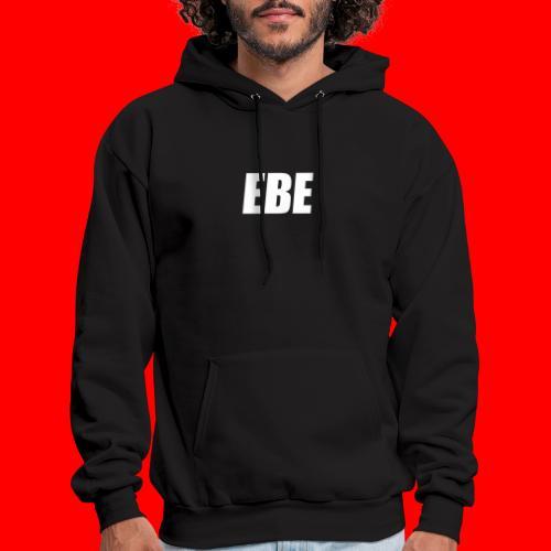 EBE WHITE - Men's Hoodie