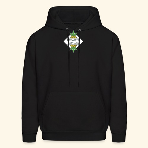 Pineapple express cannabis strain Chillicious - Men's Hoodie