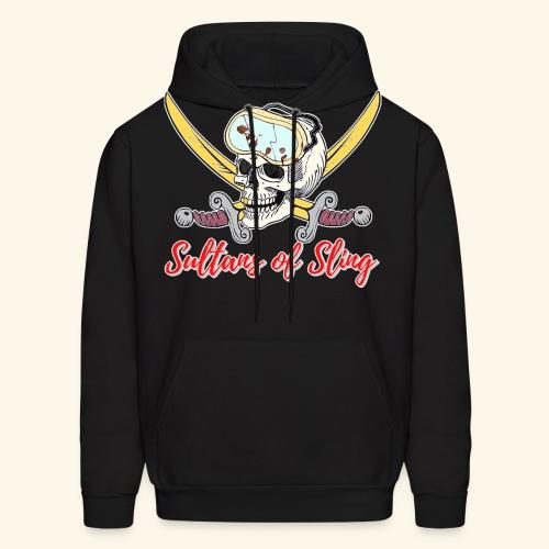 Sultans Skully Logo - Men's Hoodie