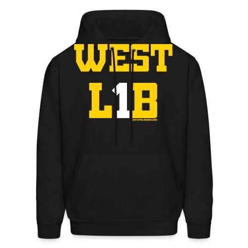 West L1B T-Shirts - Men's Hoodie