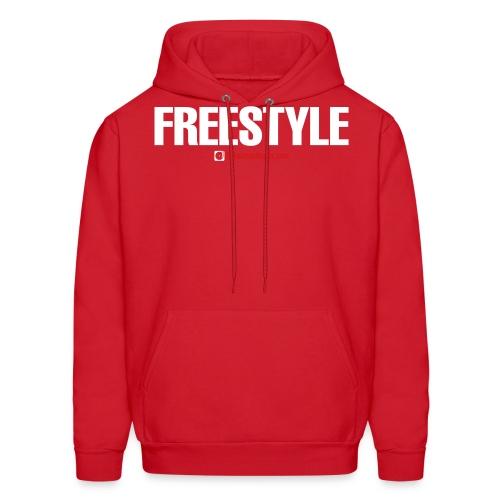 freestyle1 - Men's Hoodie