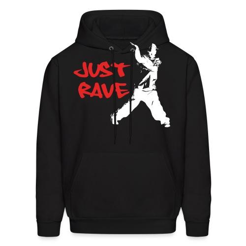 Just Rave! - Men's Hoodie
