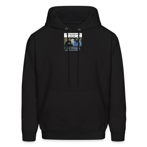 Friends down for friends - Men's Hoodie