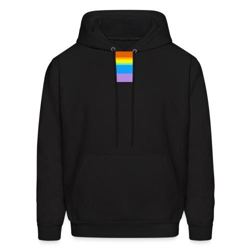 Modern Rainbow - Men's Hoodie