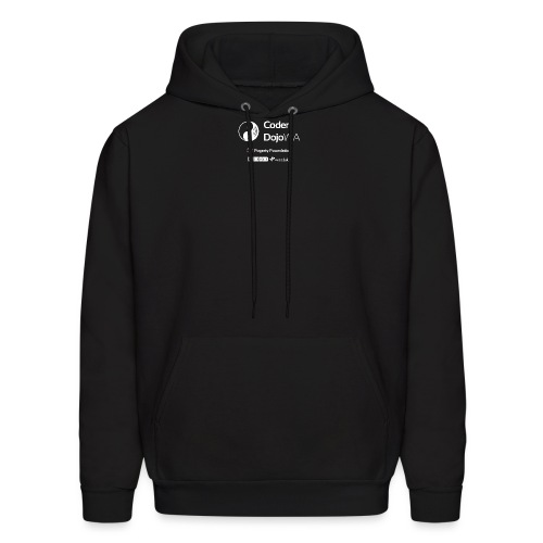 CoderDojoWA and Partners - Men's Hoodie