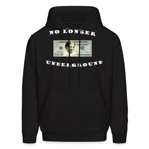 No longer Underground - Men's Hoodie