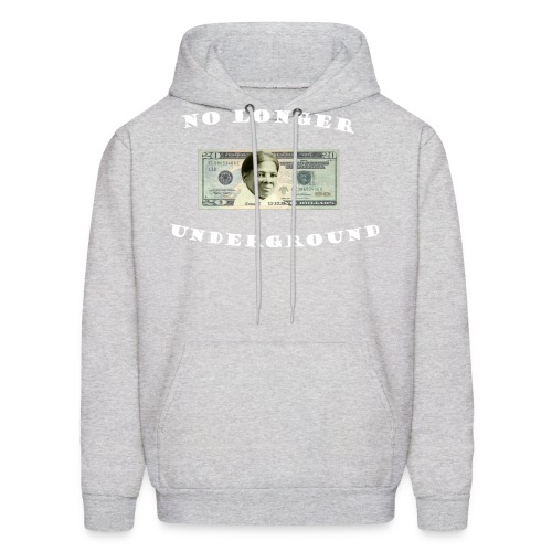 No longer Underground - Men's Hoodie