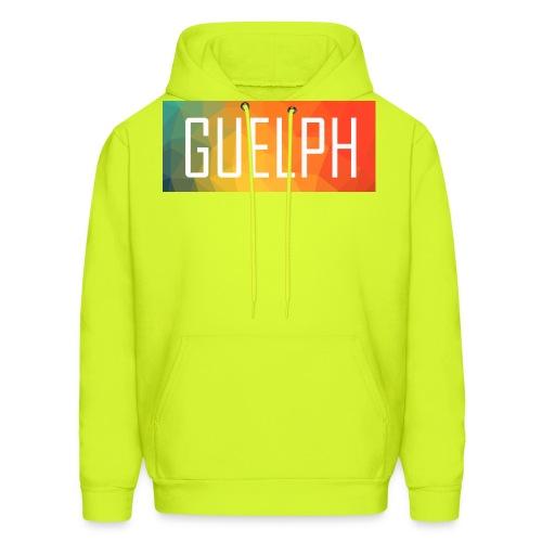 guelph crystal - Men's Hoodie