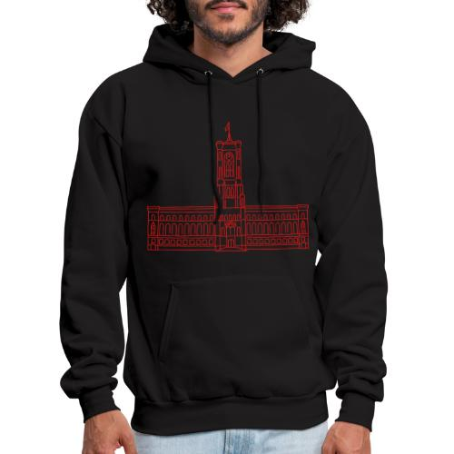 Red City Hall Berlin - Men's Hoodie