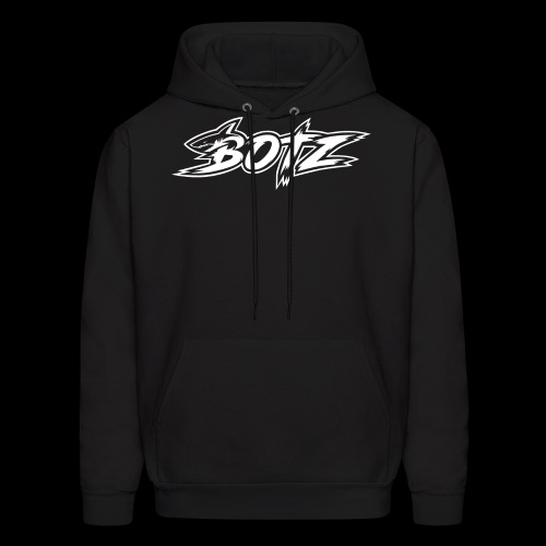 BOTZ White Logo - Men's Hoodie