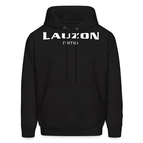 lauzonmma logo svg - Men's Hoodie