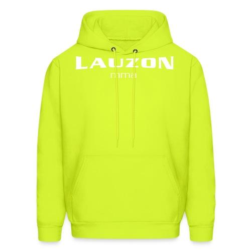 lauzonmma logo svg - Men's Hoodie