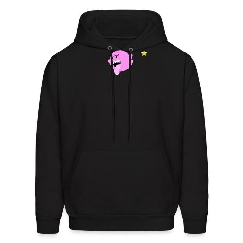 Masterstarman Pink Boo #2 - Men's Hoodie