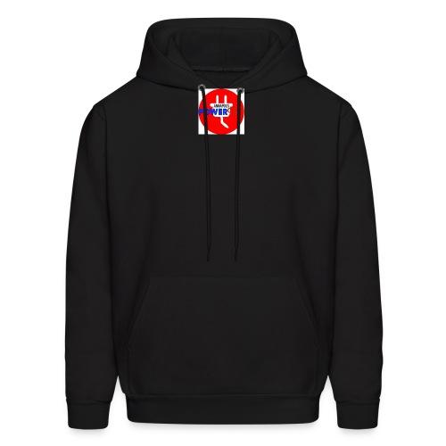 Power 99.1 Signature Logo - Men's Hoodie
