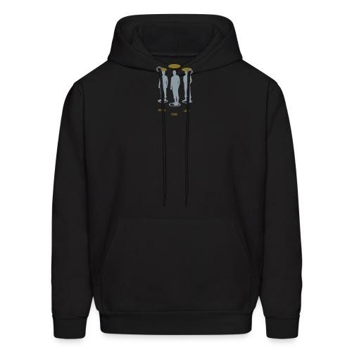 Pathos Ethos Logos 1of2 - Men's Hoodie