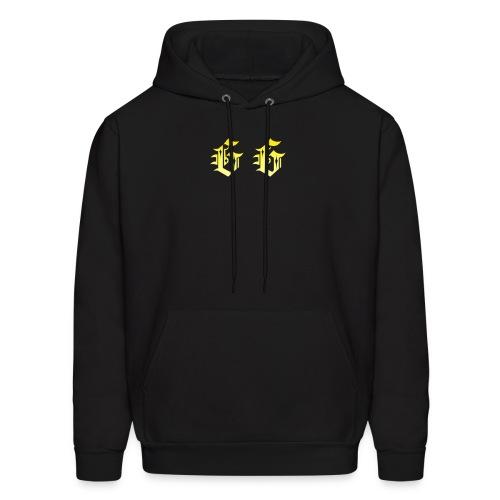 golden gamer logo - Men's Hoodie