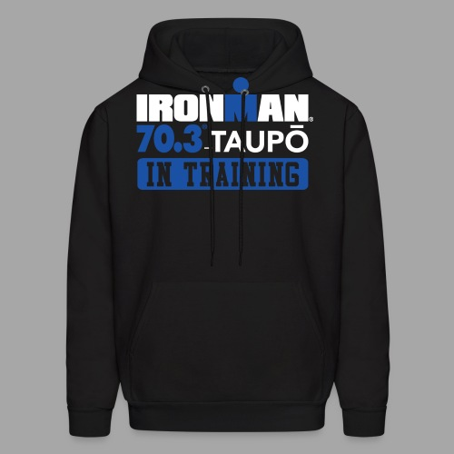 70.3 Taupo alt - Men's Hoodie