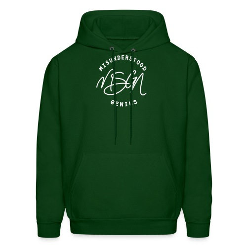 MSGN Logo - Men's Hoodie