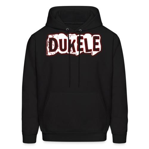 Dukele Cracked - Men's Hoodie