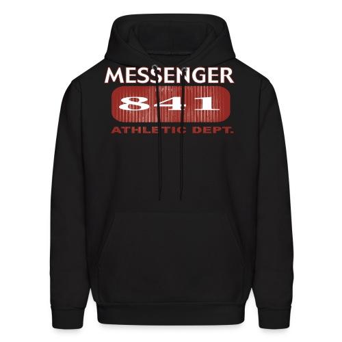 messengerdesigntwo2 - Men's Hoodie