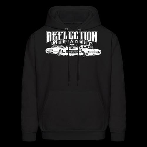REFLECTION DETAILING & COATINGS Design - Men's Hoodie