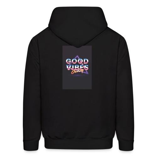 Good vibes - Men's Hoodie