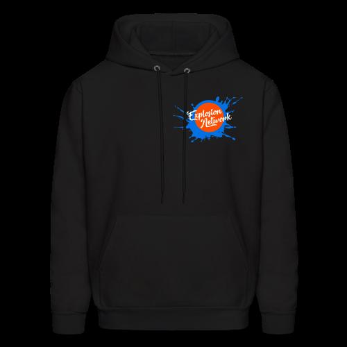 Explosion Network Hoodie - Men's Hoodie