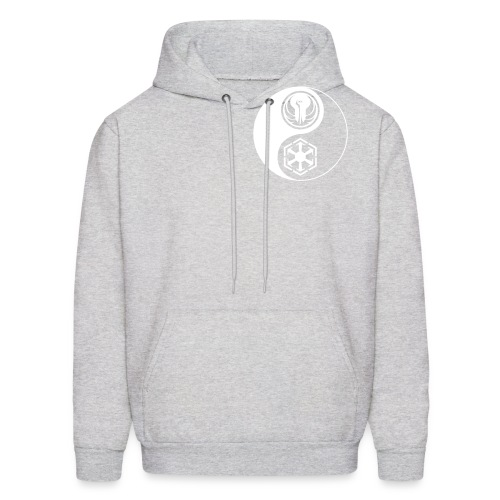 Star Wars SWTOR Yin Yang 1-Color Light - Men's Hoodie