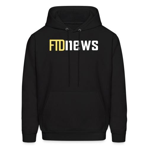 ftdnews png - Men's Hoodie